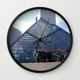 Rock and Roll Hall of Fame Wall Clock