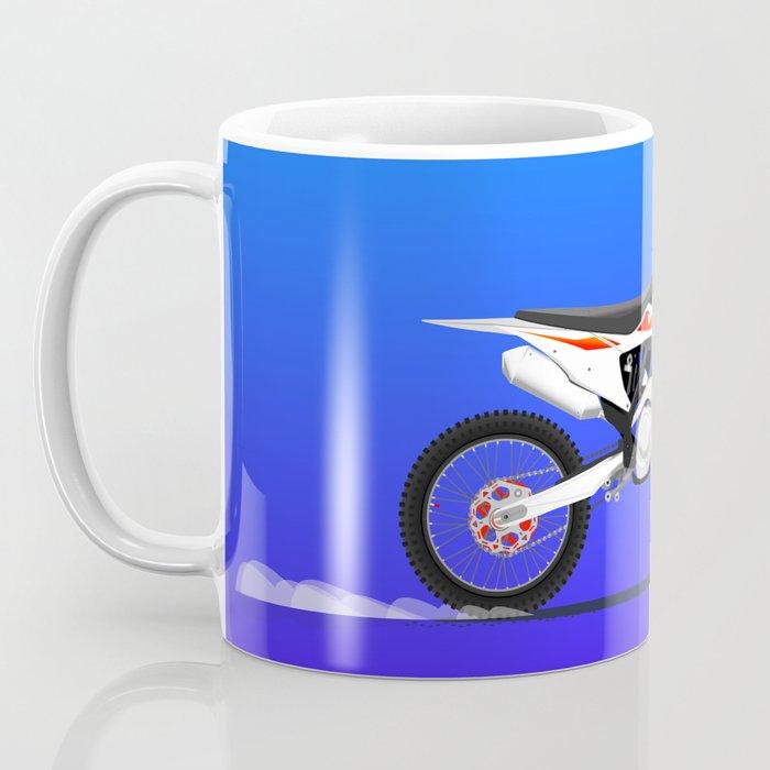 KTM 450 sx-f Endruo Bike Coffee Mug