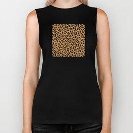 Leopard Prints Biker Tank