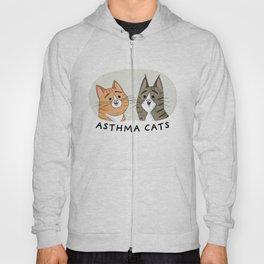Asthma Cats Hoody
