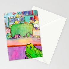 Bumps in the Night Stationery Cards