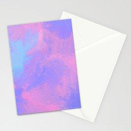 Misty Pastel Dreams Stationery Cards