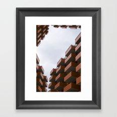 In the House 2.  Framed Art Print