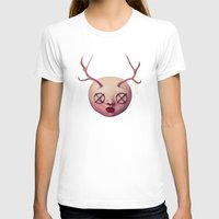 emoji T-shirts featuring EMOJI 5 by Ryan Laing