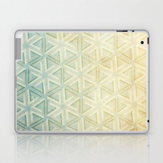 escher pattern Laptop & iPad Skin