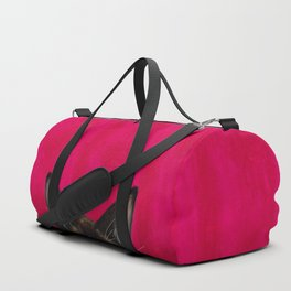 Snowshoe Cat Ears Duffle Bag