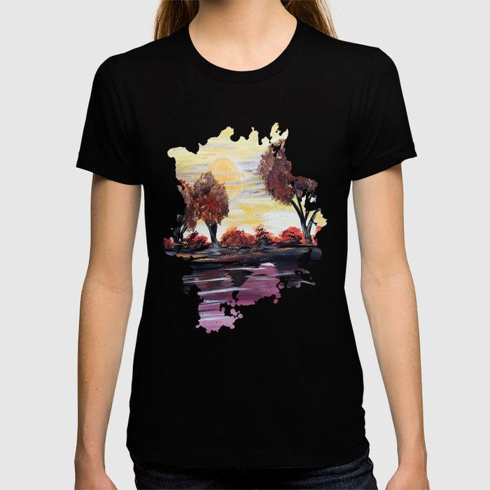 Autumn Sundown T-shirt