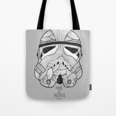 Stormtrooper: Another Drill (grey) Tote Bag