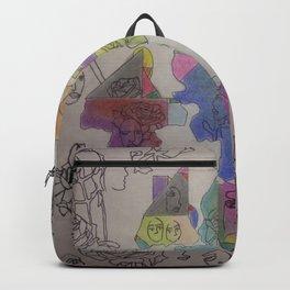 it's an art world Backpack