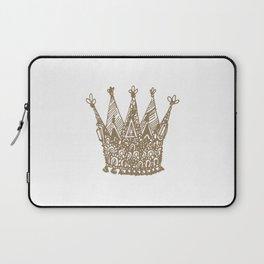 Royal Crown Laptop Sleeve