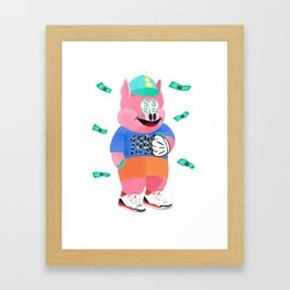 trrggfgdgdfgdffdsfds Framed Art Print