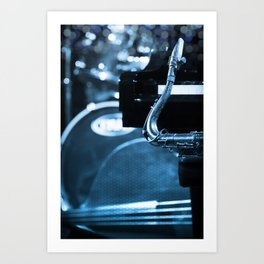 Jazz Quartet Art Print