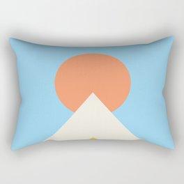 The Mountain Rectangular Pillow