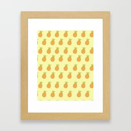 Pinya II Framed Art Print