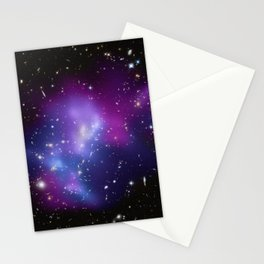 Galaxy Cluster MACS Stationery Cards