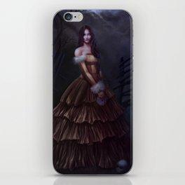 """Keep Young & Beautiful"" iPhone Skin"