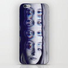 Glitch Mind Melt iPhone & iPod Skin