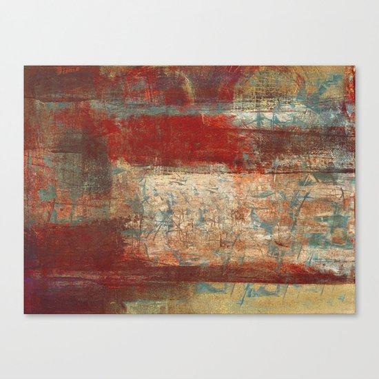 Pariuate-ran Canvas Print