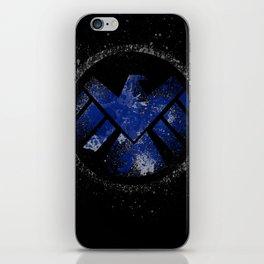 Avengers - SHIELD iPhone Skin