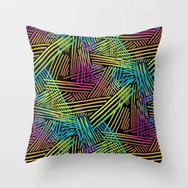 Specular Reflection Throw Pillow