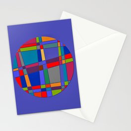 Abstract #68 Stationery Cards