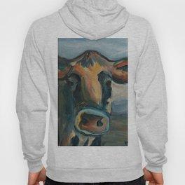 Cow in Field Hoody
