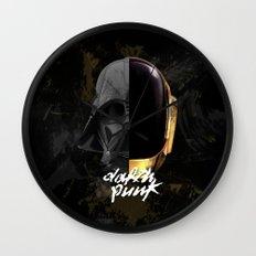 Darth Punk Wall Clock