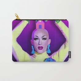 Sasha Velour Digital Drawing Carry-All Pouch