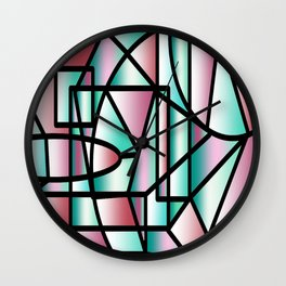 Compliments Wall Clock