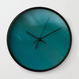 Flow III Wall Clock