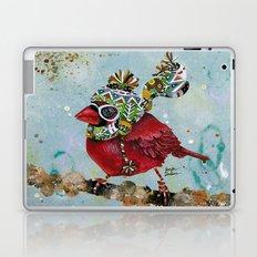 Cardinal Blaze Laptop & iPad Skin