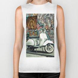 Vespa Chariot Biker Tank