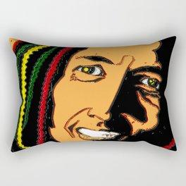 RASTA MAN Rectangular Pillow