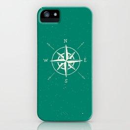 Adventure Compass iPhone Case