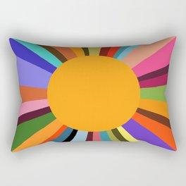 technicolor dream 003 Rectangular Pillow