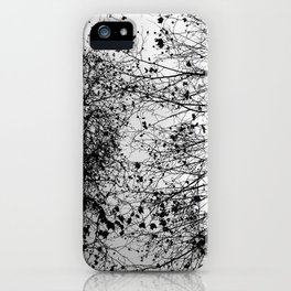 Branches & Leaves iPhone Case