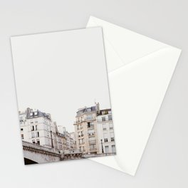 Simply Paris - Minimalist Travel Photography Stationery Cards