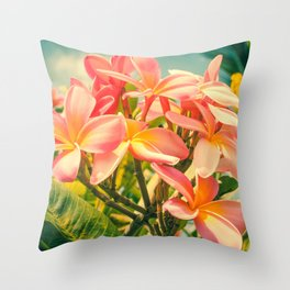 Magnificent Existence Throw Pillow