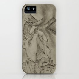 Dragon Keeper iPhone Case