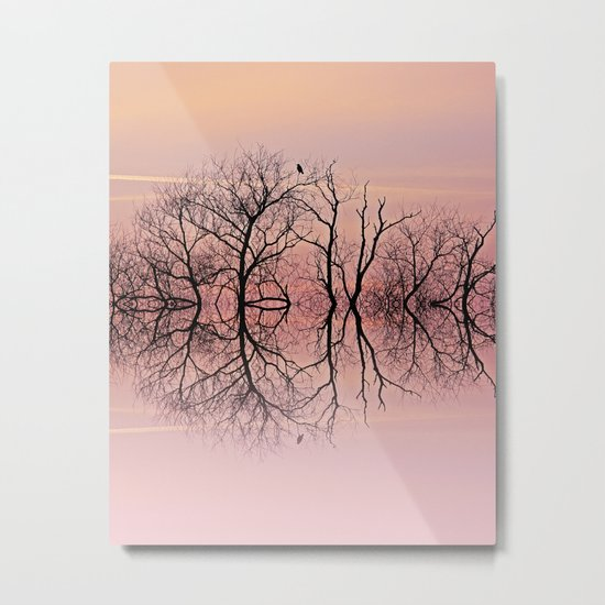 Candy skies Metal Print