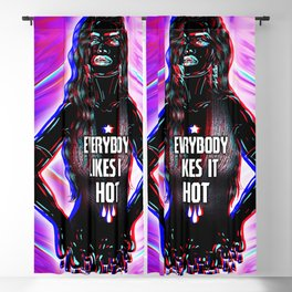 Everybody Likes It Hot Blackout Curtain