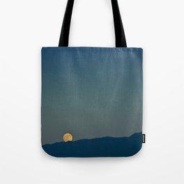 Blue Sky Moon, 2011 Tote Bag