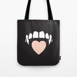 Love Bites Tote Bag