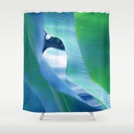 subtropical Shower Curtain