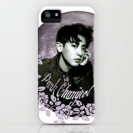 ParkChanYeol iPhone Case