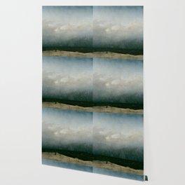 Caspar David Friedrich - The Monk by the Sea Wallpaper