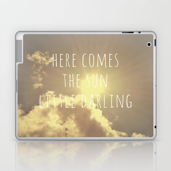 Little Darling  Laptop & iPad Skin
