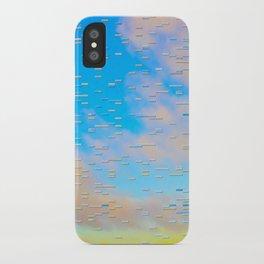 Blip iPhone Case