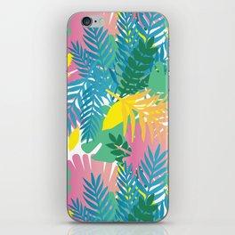 Wild tropical iPhone Skin