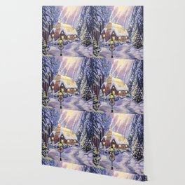 Warm Christmas Wallpaper